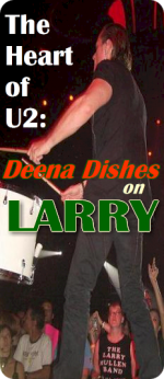 Deena Dishes on LARRY