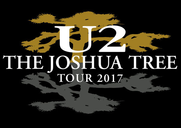 The Joshua Tree Tour 2017 Europe c13fb5caa443c